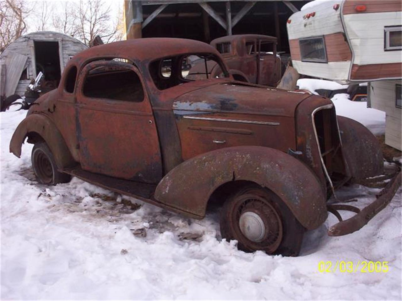 Large Picture of '35 5-Window Coupe - SFY