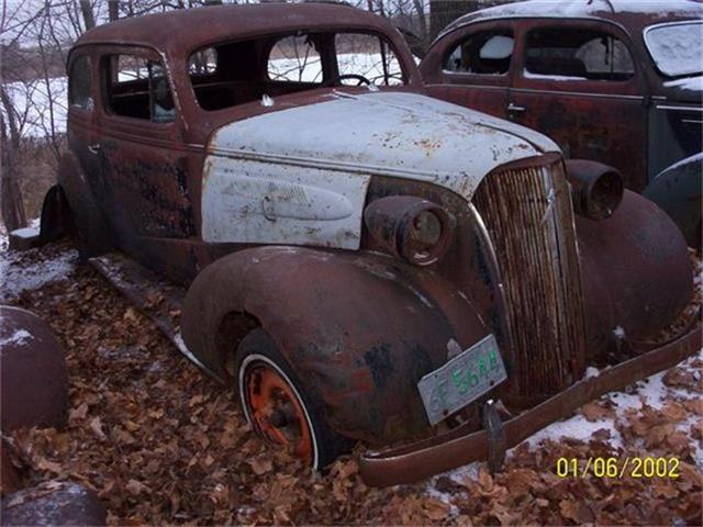 1937 Chevrolet 2-Dr Sedan