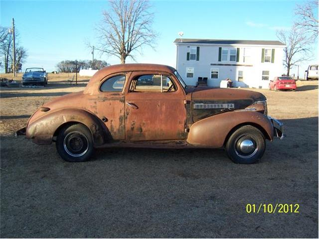 Picture of '39 2-Dr Coupe located in Parkers Prairie Minnesota - $4,500.00 Offered by  - SG7