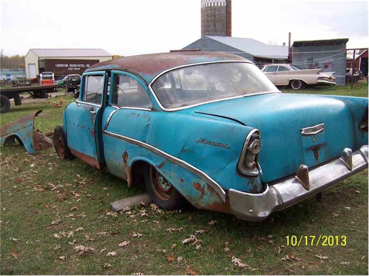 Large Picture of Classic '56 Chevrolet 2-Dr Sedan - $1,500.00 Offered by Dan's Old Cars - SGJ