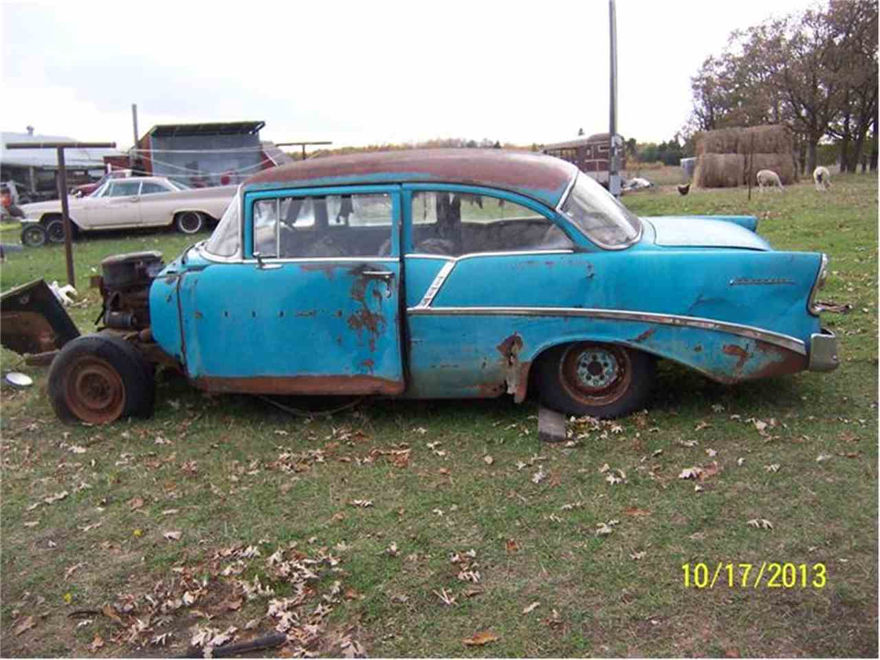 Large Picture of 1956 Chevrolet 2-Dr Sedan - $1,500.00 Offered by Dan's Old Cars - SGJ