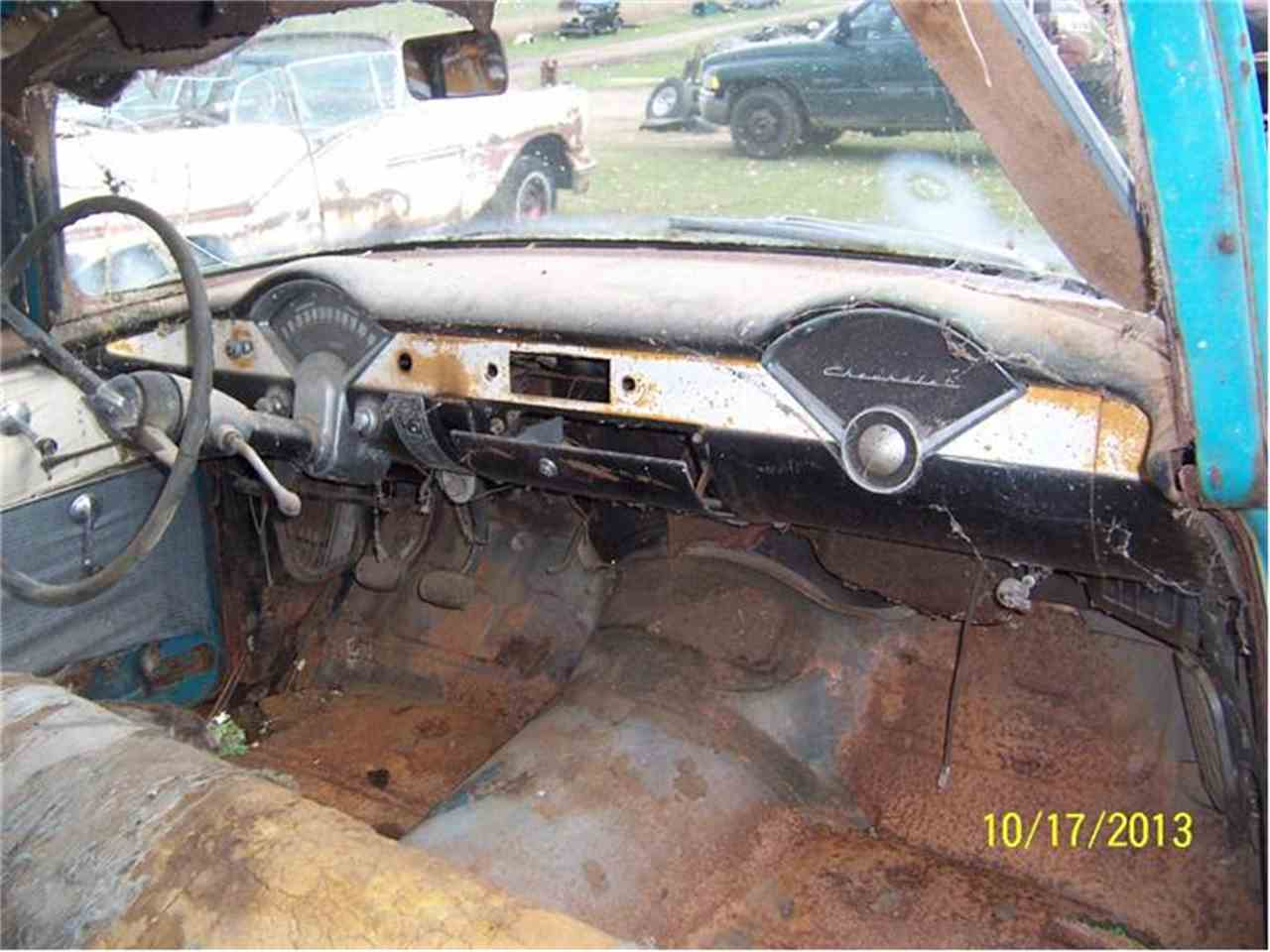 Large Picture of '56 2-Dr Sedan located in Minnesota Offered by Dan's Old Cars - SGJ