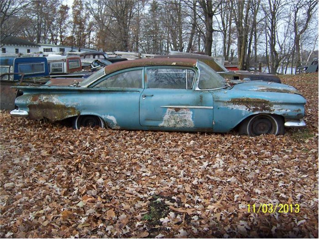 Large Picture of Classic 1959 Chevrolet Biscayne located in Minnesota - $2,000.00 Offered by Dan's Old Cars - SGN