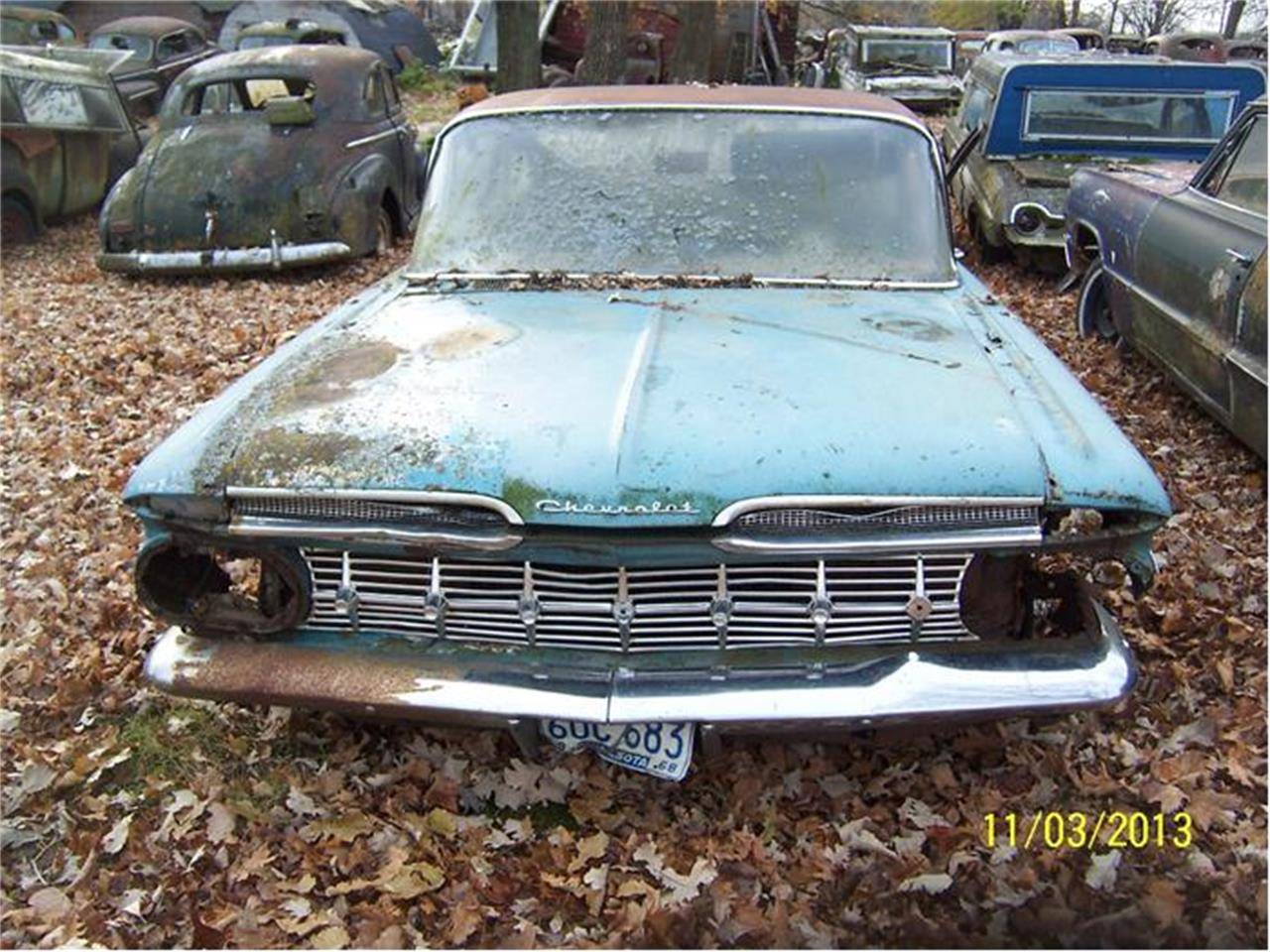 Large Picture of Classic 1959 Biscayne - $2,000.00 Offered by Dan's Old Cars - SGN