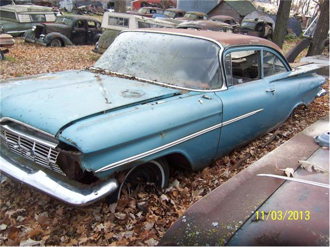 Large Picture of '59 Biscayne located in Minnesota - $2,000.00 Offered by Dan's Old Cars - SGN
