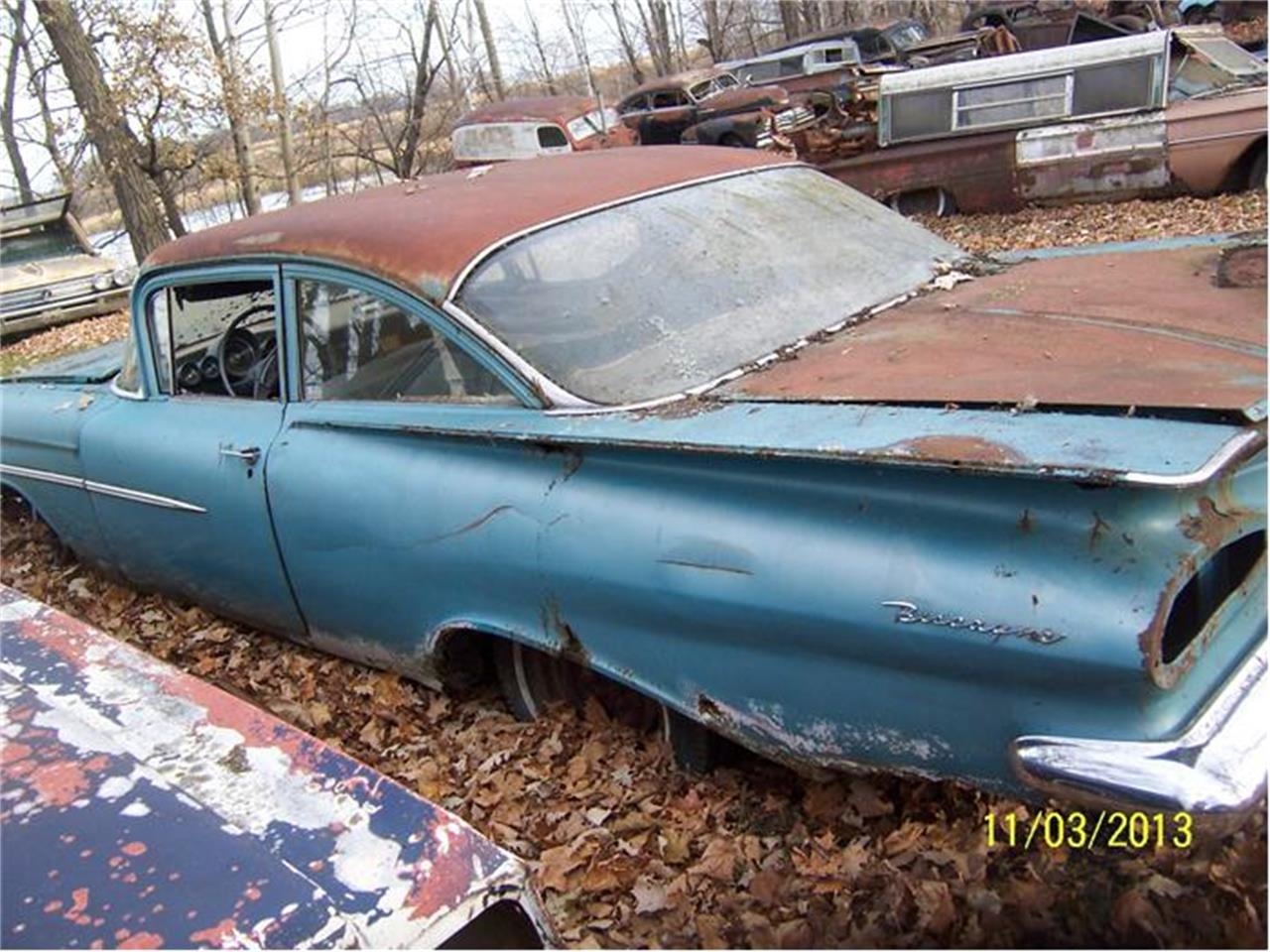 Large Picture of Classic 1959 Chevrolet Biscayne - $2,000.00 - SGN