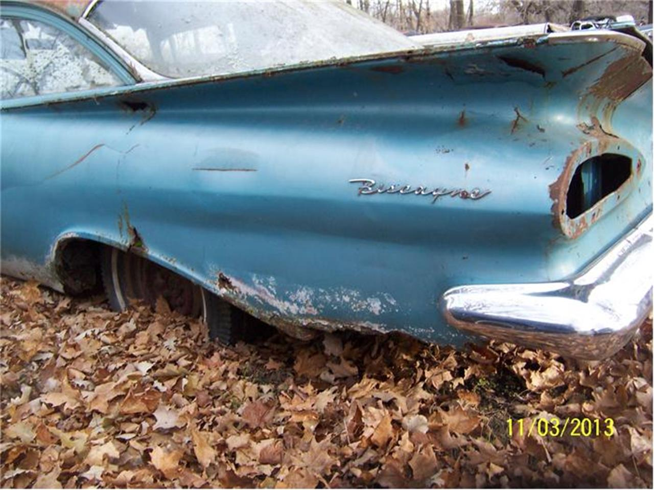 Large Picture of '59 Chevrolet Biscayne - SGN