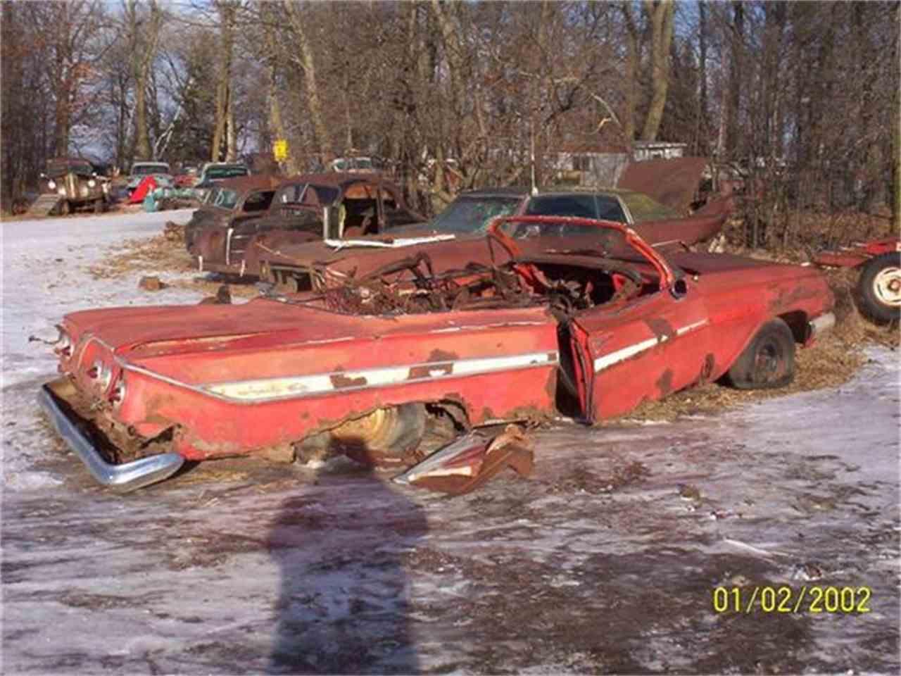 1961 Chevrolet Impala for Sale | ClassicCars.com | CC-36890