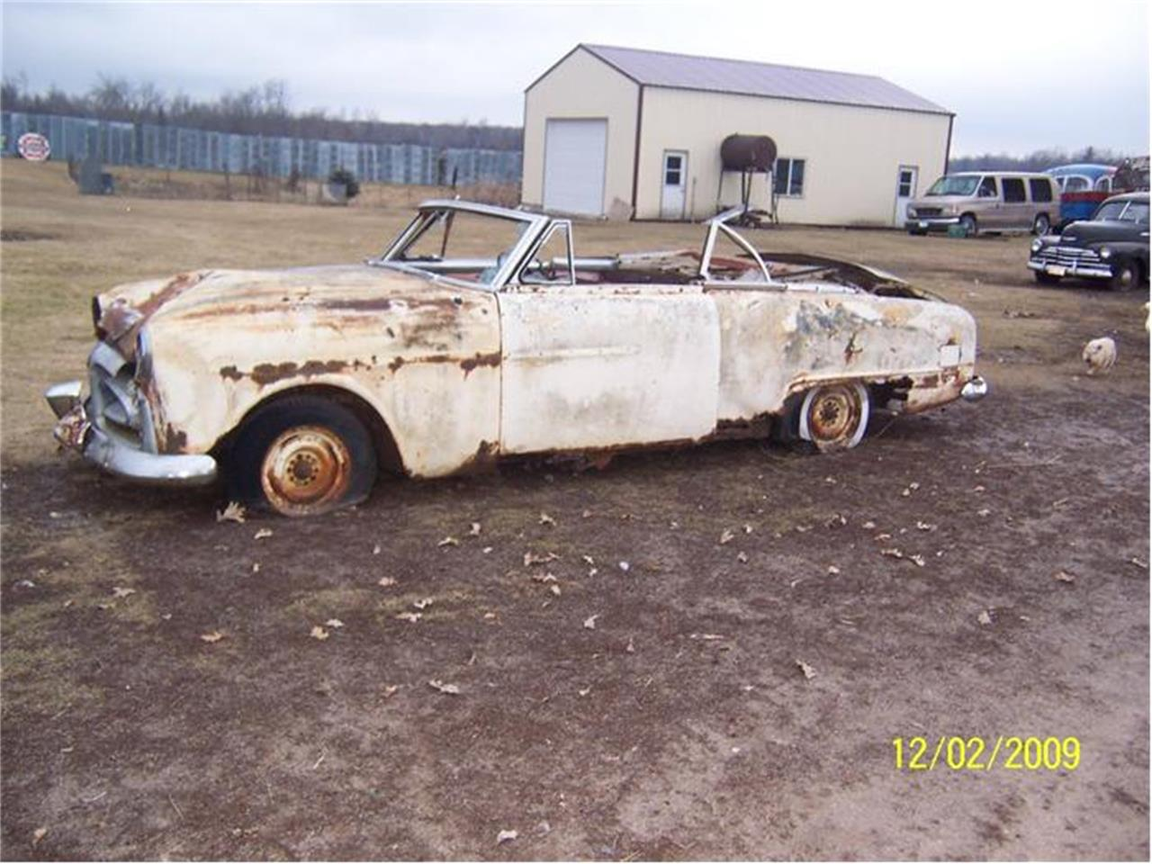 Large Picture of '52 Convertible located in Minnesota - $2,500.00 - SHM