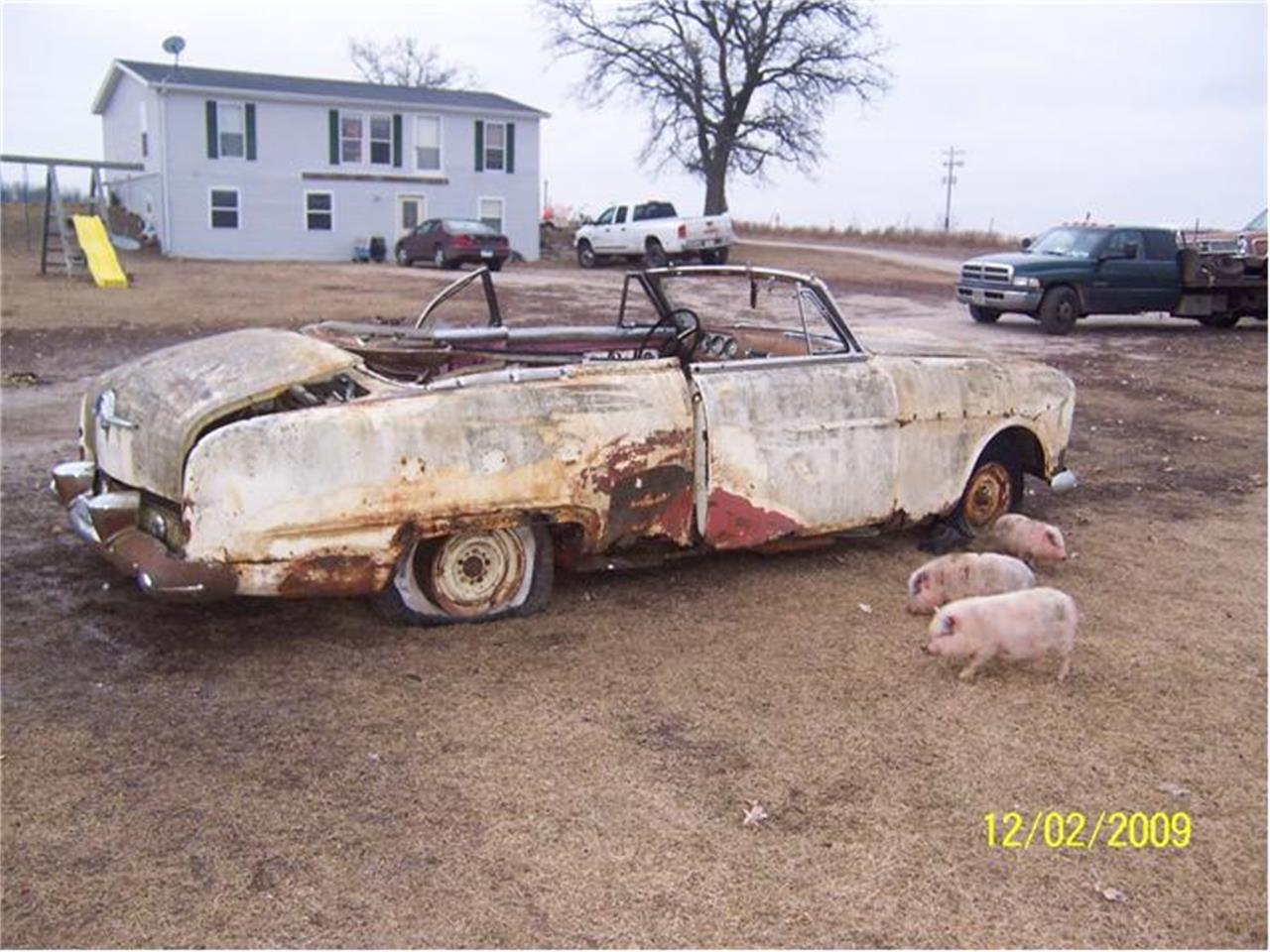 Large Picture of 1952 Packard Convertible - SHM
