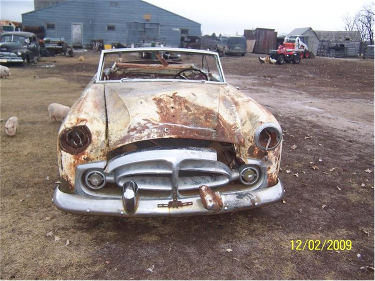 Large Picture of '52 Packard Convertible located in Minnesota - $2,500.00 - SHM