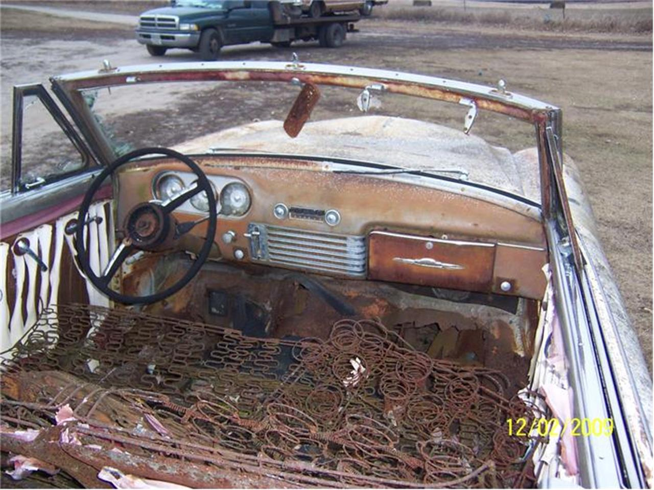 Large Picture of Classic '52 Convertible located in Parkers Prairie Minnesota - $2,500.00 - SHM
