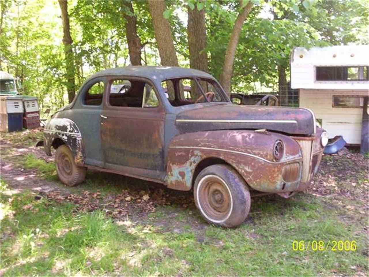 Large Picture of '41 2-Dr Coupe located in Minnesota - SIT