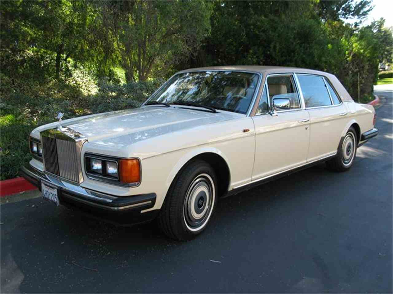 1988 Rolls-Royce Silver Spur for Sale | ClicCars.com | CC-303942