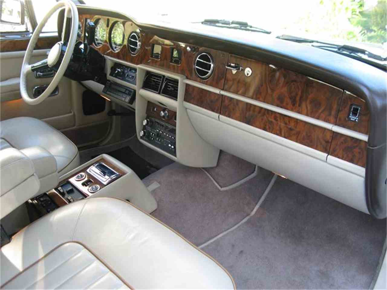 Large Picture of '88 Silver Spur - 6IIU
