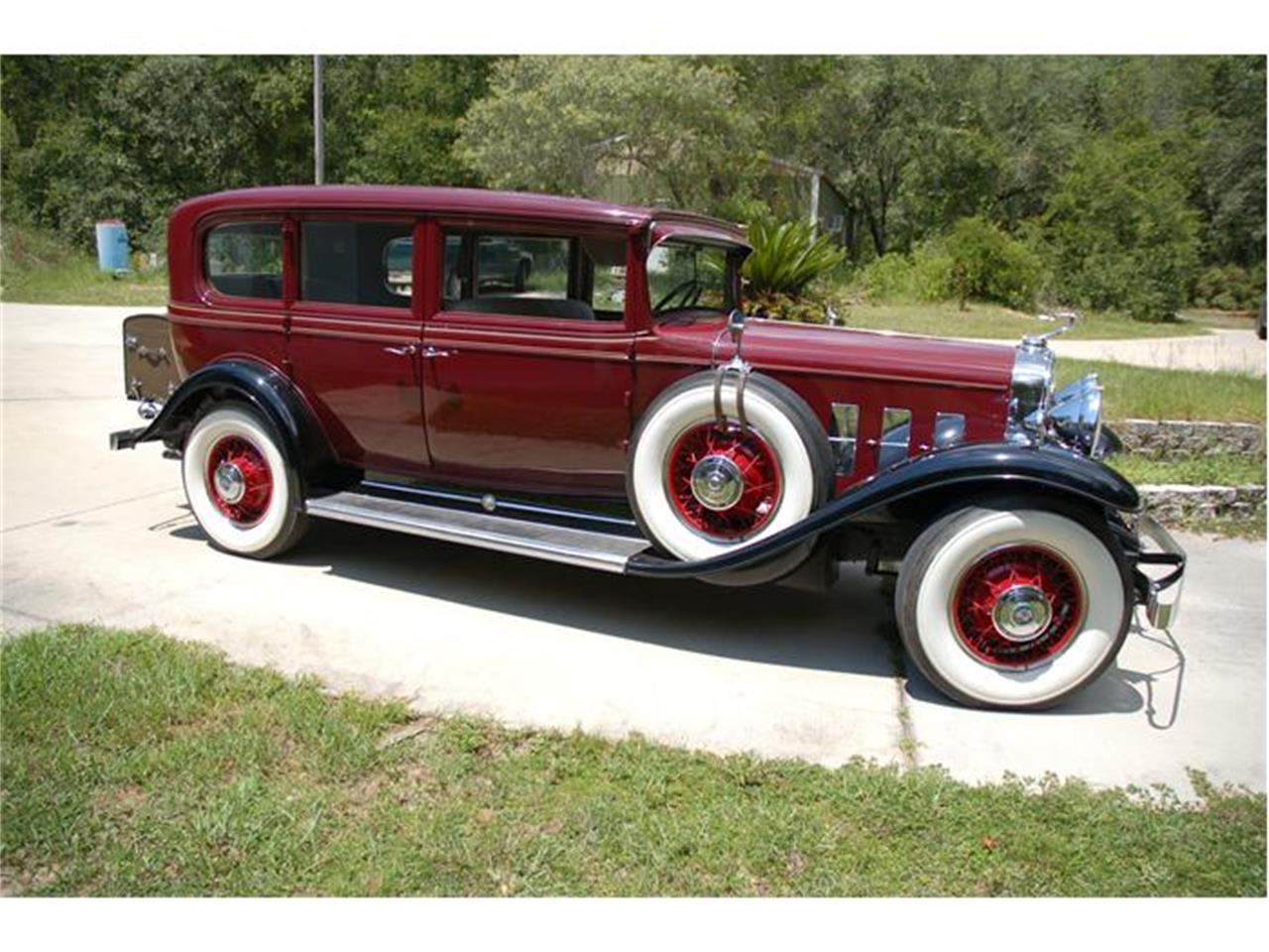 Large Picture of '31 Cadillac 370A - $69,500.00 Offered by a Private Seller - 6KYL