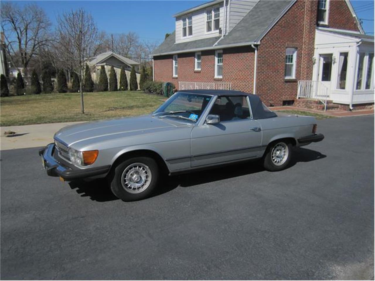 Large Picture of 1978 450SL Offered by a Private Seller - 6T0M