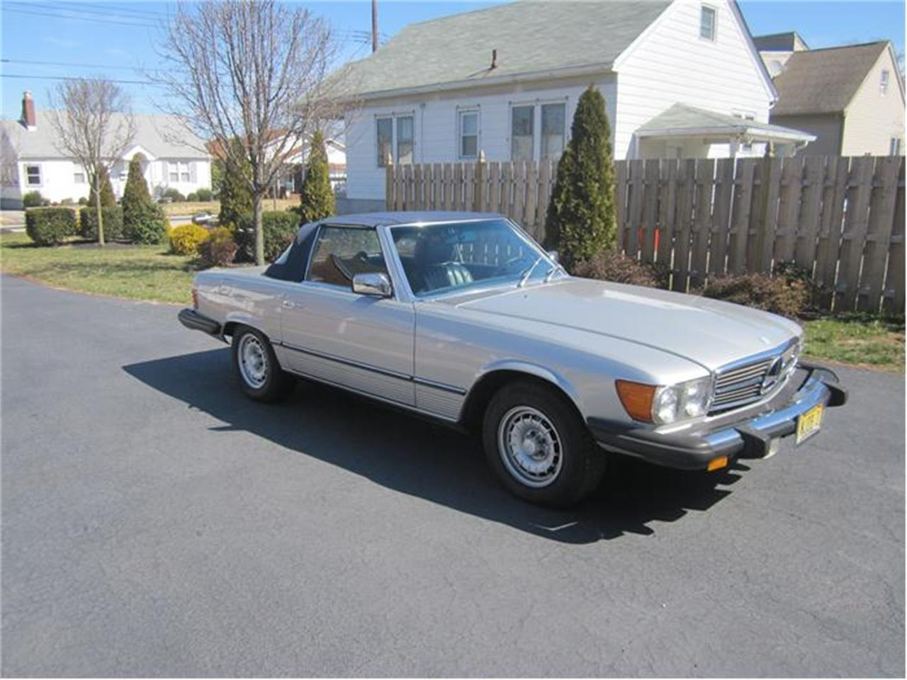 Large Picture of 1978 Mercedes-Benz 450SL located in Vineland New Jersey Offered by a Private Seller - 6T0M