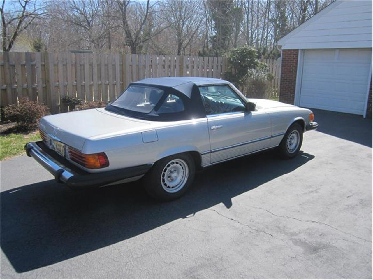 Large Picture of '78 450SL - $6,900.00 - 6T0M
