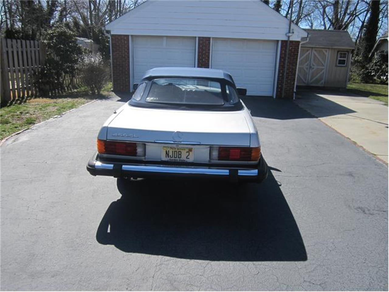 Large Picture of 1978 Mercedes-Benz 450SL located in New Jersey - $6,900.00 Offered by a Private Seller - 6T0M
