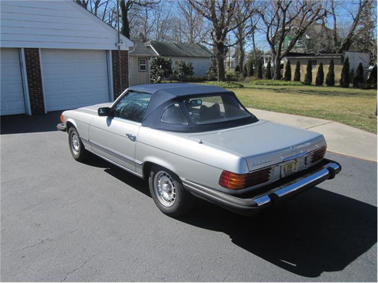Large Picture of 1978 450SL - 6T0M