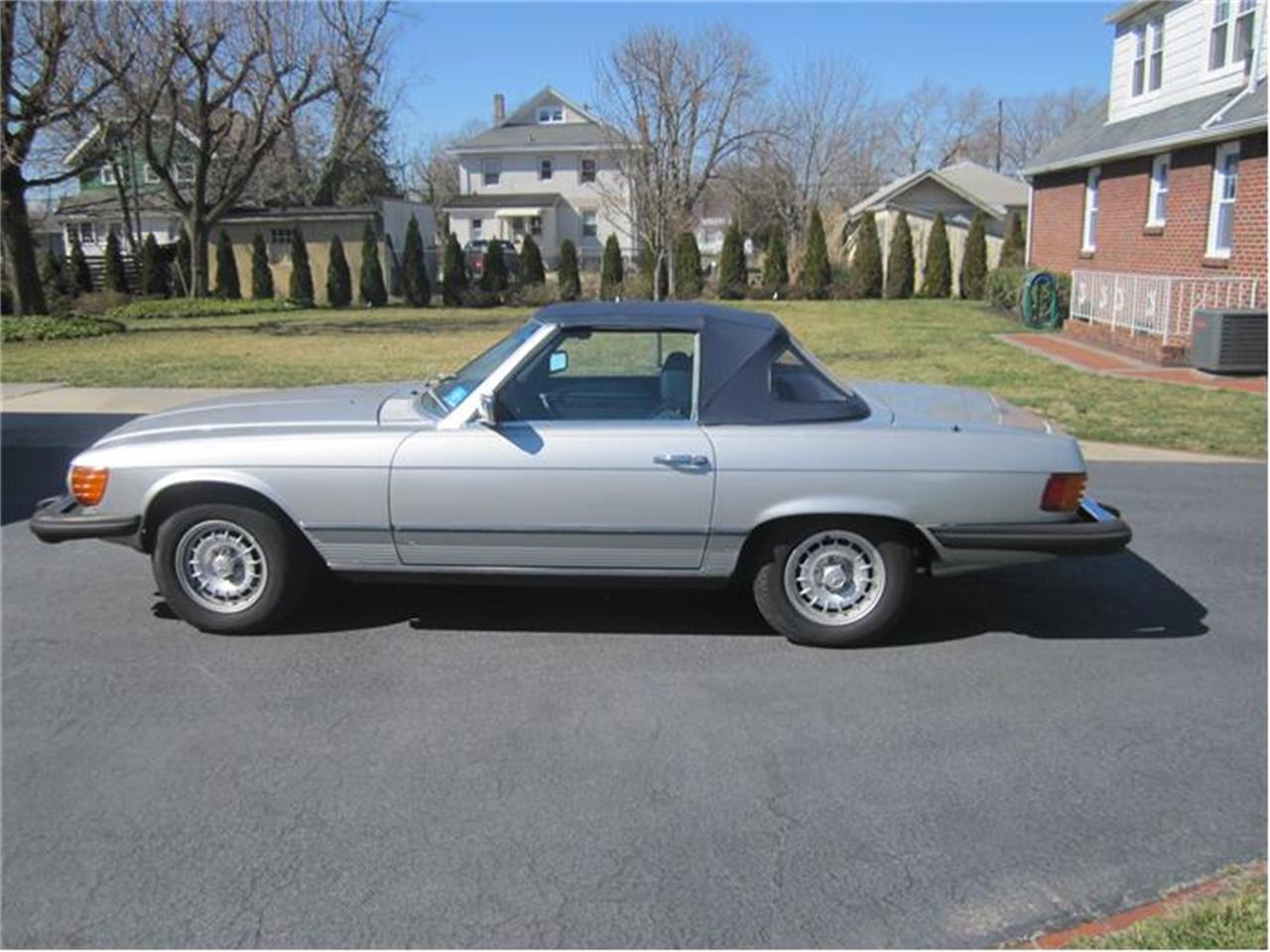 Large Picture of '78 450SL located in Vineland New Jersey - $6,900.00 Offered by a Private Seller - 6T0M
