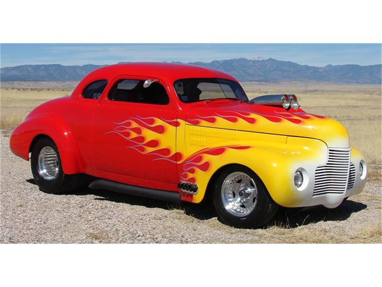 Large Picture of '40 Business Coupe located in Fountain Colorado - $72,500.00 Offered by a Private Seller - 6YOZ