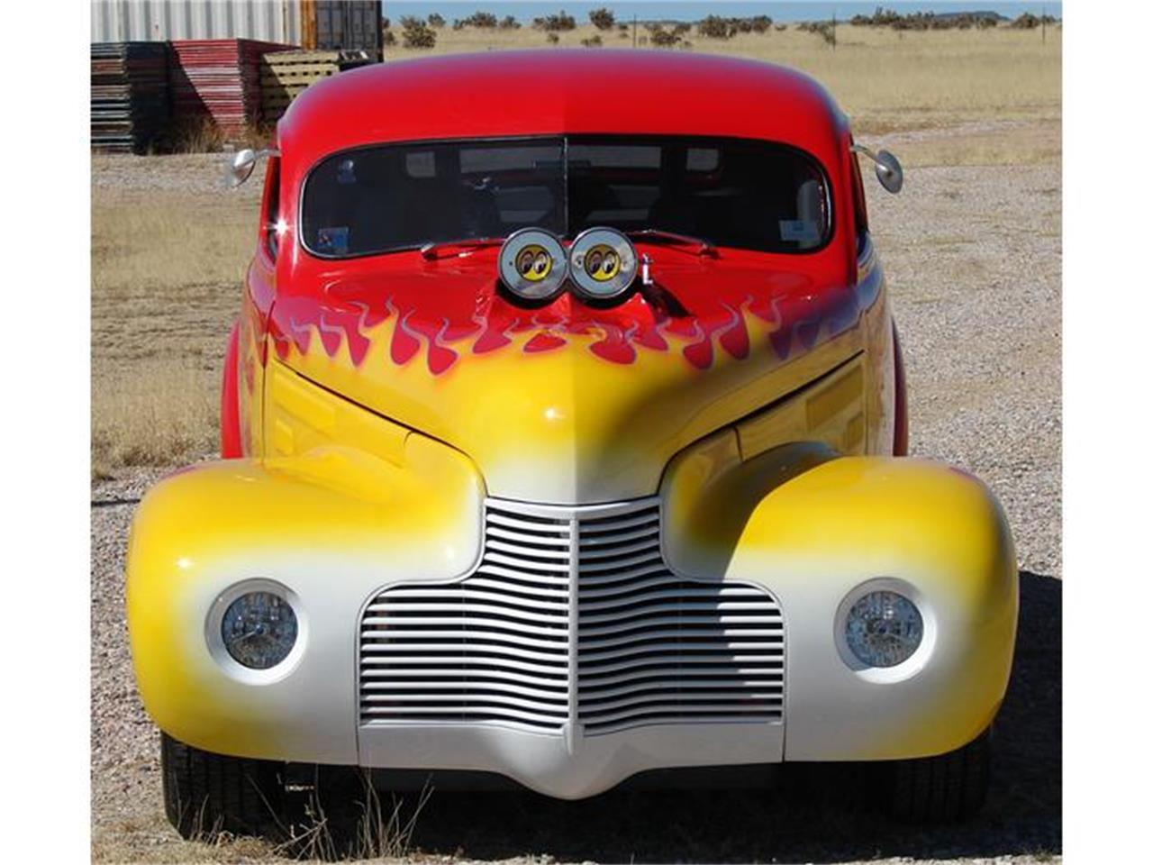 Large Picture of Classic '40 Business Coupe located in Fountain Colorado - $72,500.00 Offered by a Private Seller - 6YOZ