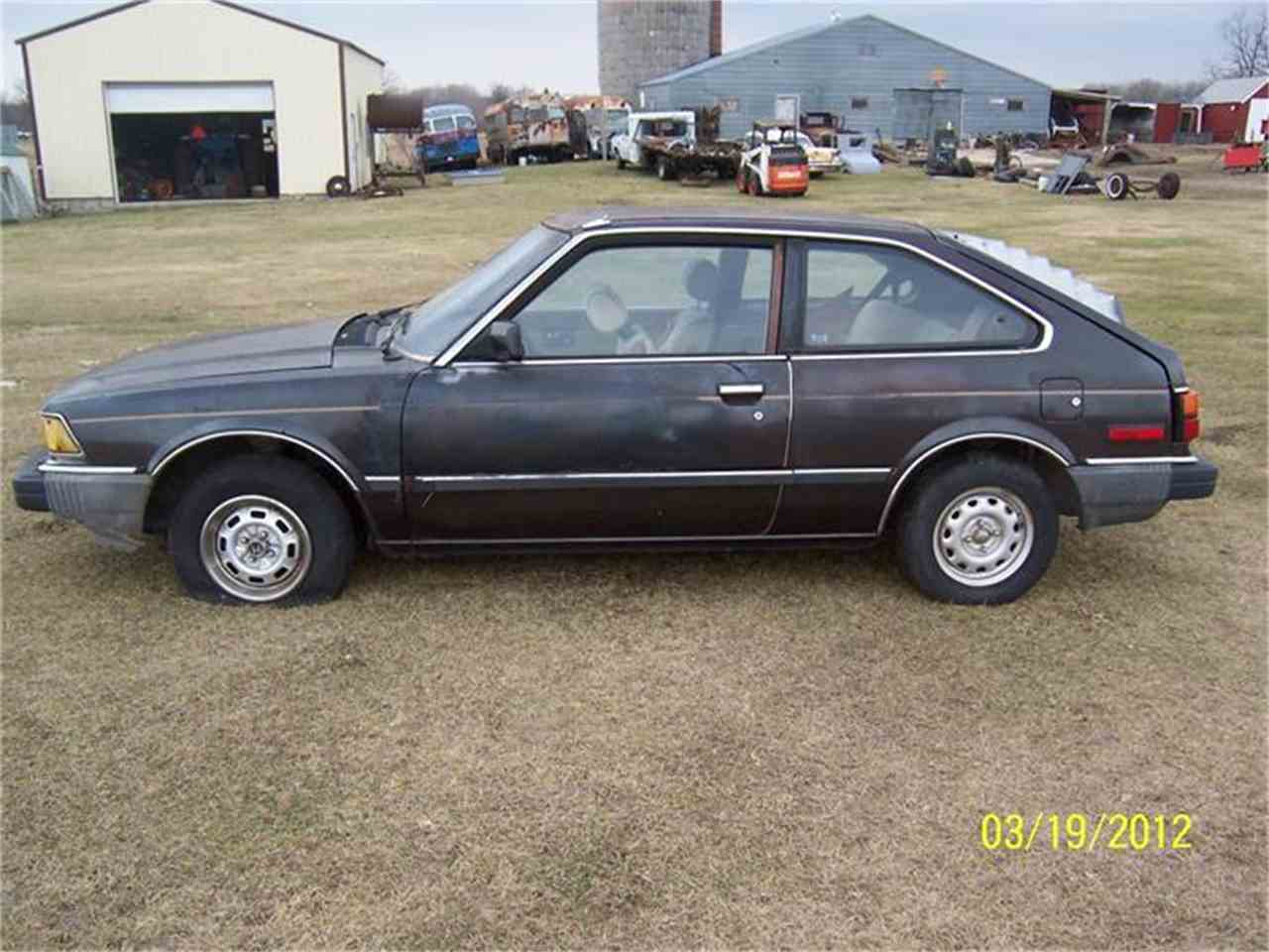 1982 honda accord for sale cc 327857 for Honda accord old model