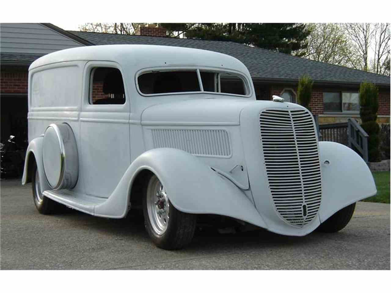 Large Picture of '37 Sedan Delivery - 717Y