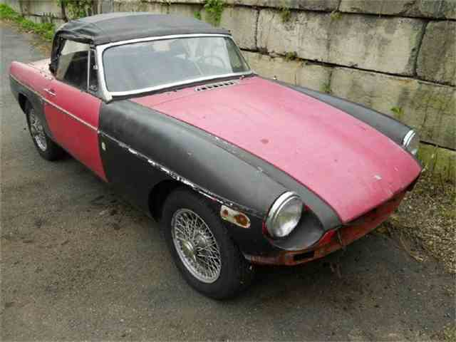 Picture of '66 MGB - 75K1