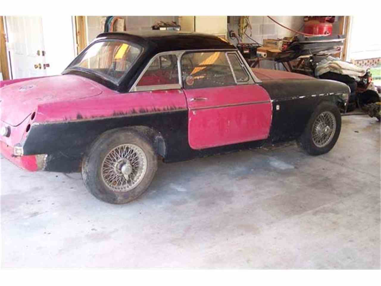 Large Picture of '66 MGB - 75K1