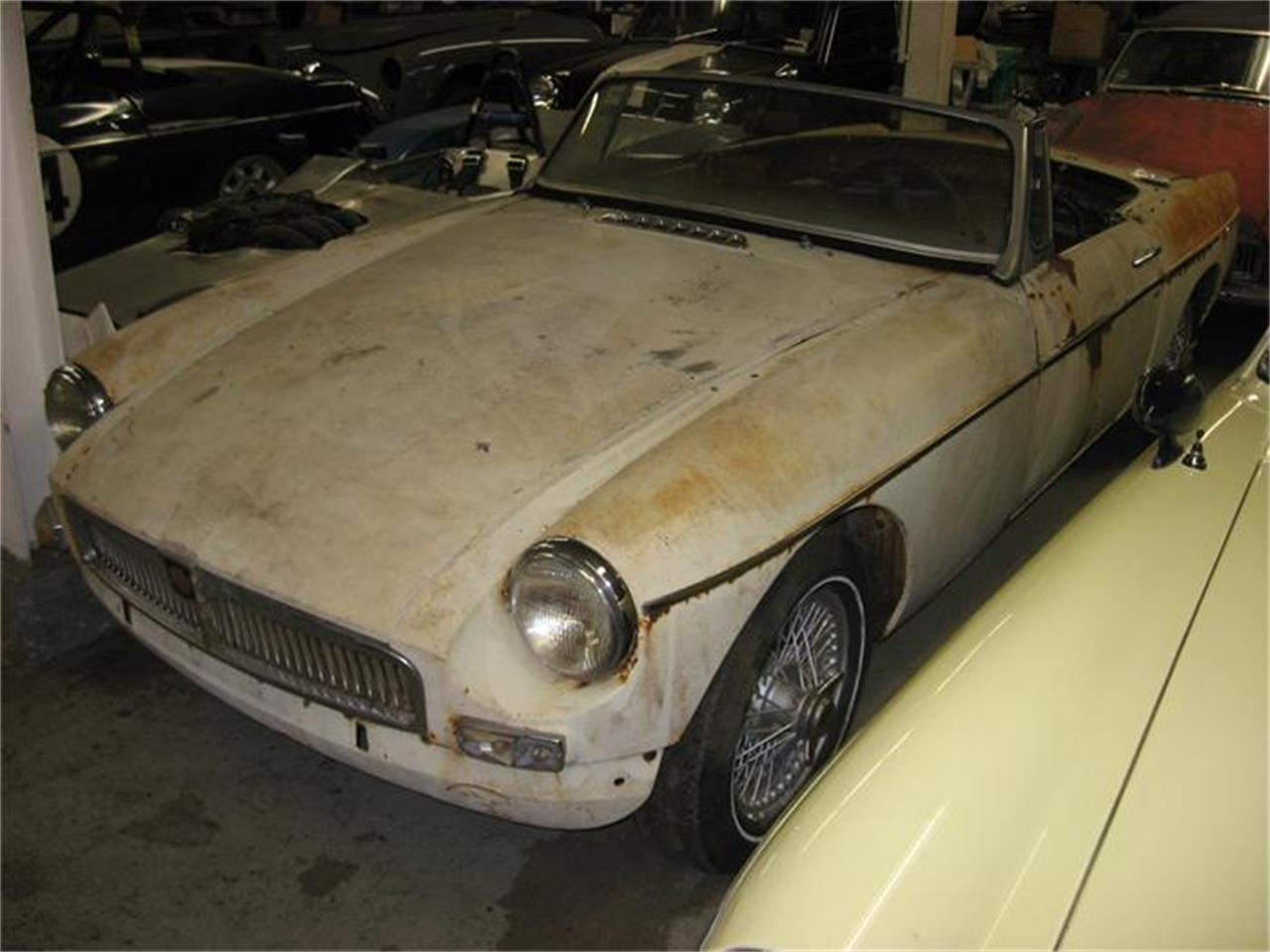 Large Picture of '67 MGB - 75KH