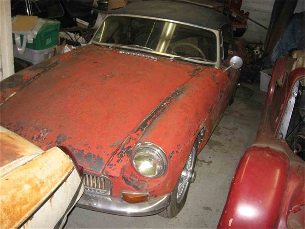 Large Picture of '67 MGB - 75KI