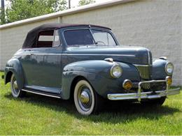 Picture of Classic '41 Ford Super Deluxe located in Ohio - $39,900.00 - 75W7
