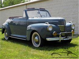 Picture of Classic 1941 Super Deluxe Offered by Vintage Motor Cars USA - 75W7