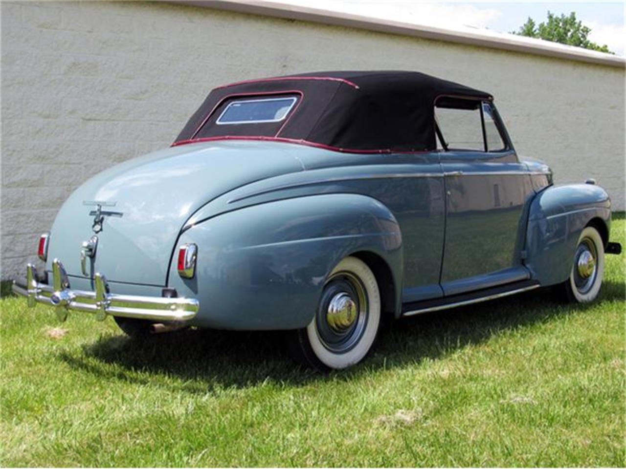 Large Picture of 1941 Ford Super Deluxe Offered by Vintage Motor Cars USA - 75W7