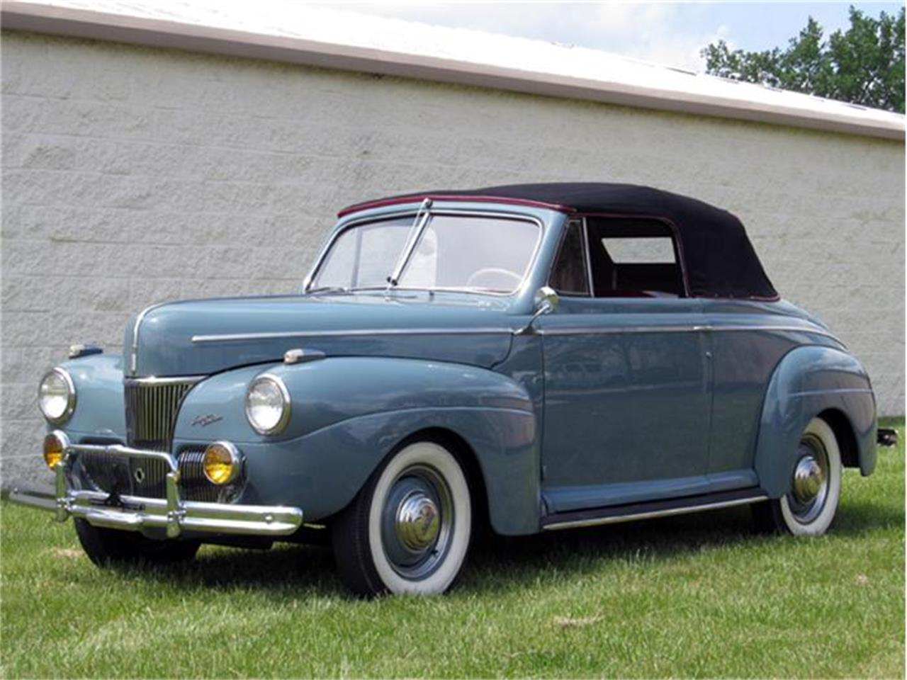 Large Picture of '41 Ford Super Deluxe - $39,900.00 - 75W7