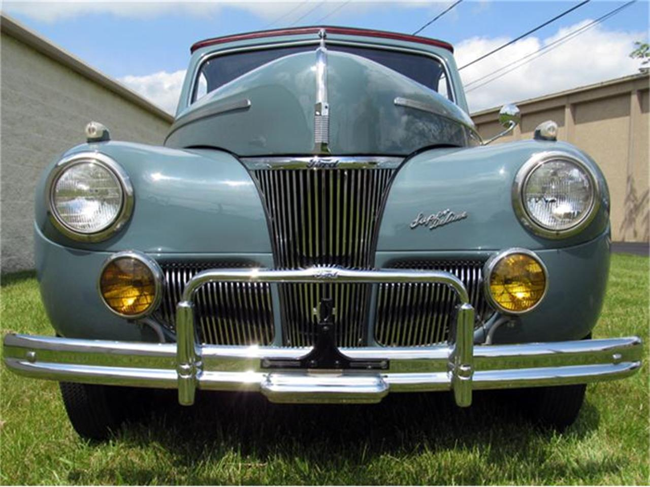 Large Picture of Classic '41 Ford Super Deluxe located in Ohio - $39,900.00 - 75W7