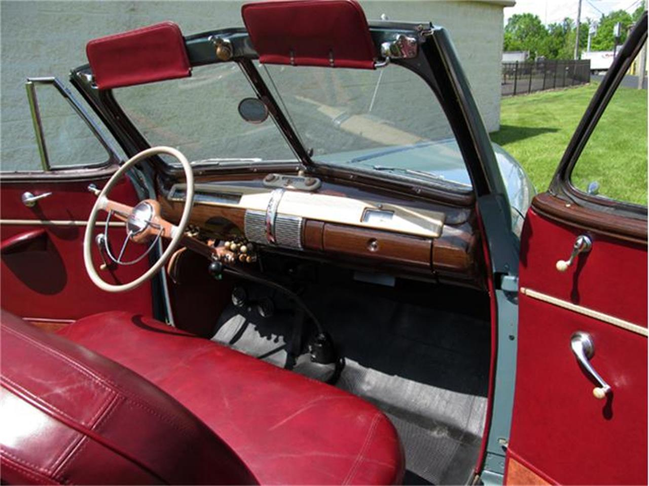 Large Picture of '41 Super Deluxe Offered by Vintage Motor Cars USA - 75W7