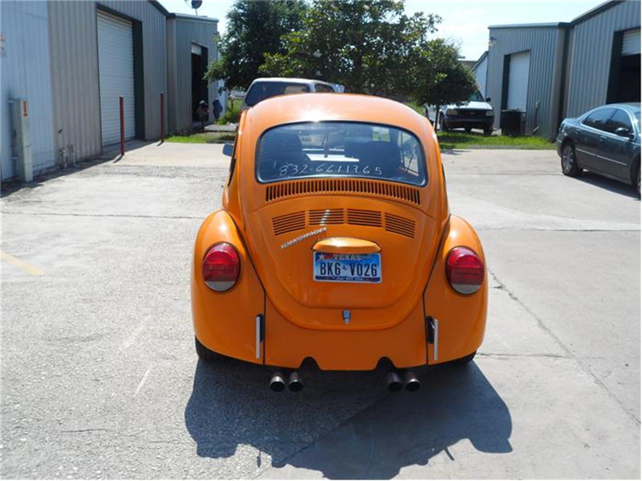 Large Picture of '73 Beetle - 76F2