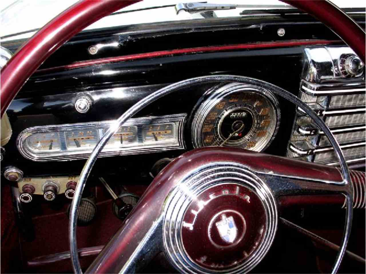 Large Picture of '47 CONTINENTAL MARK I CONVERTIBLE - 76ZB