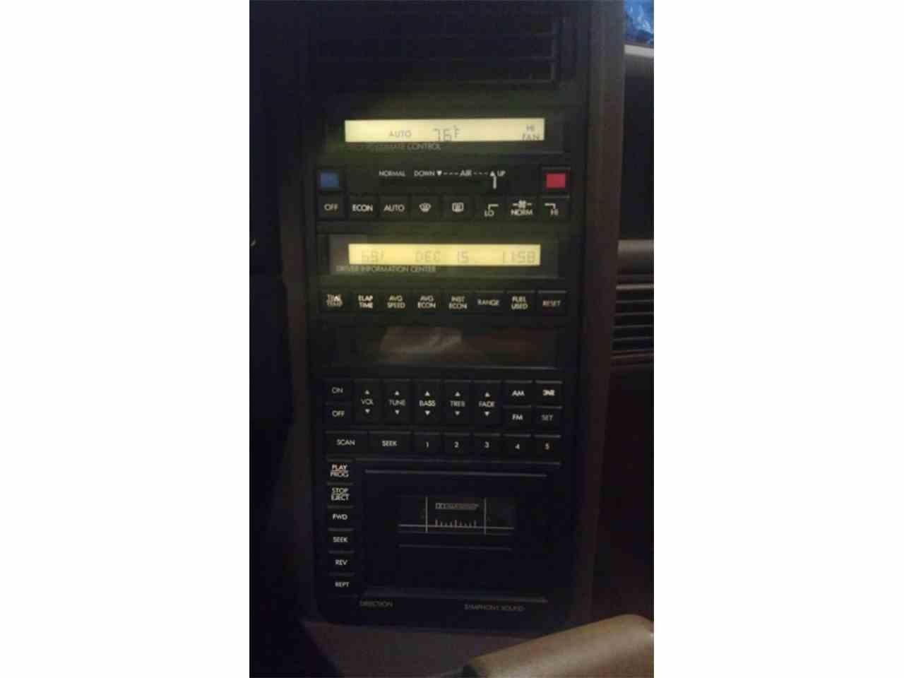 Large Picture of '89 Allante - 7C4H
