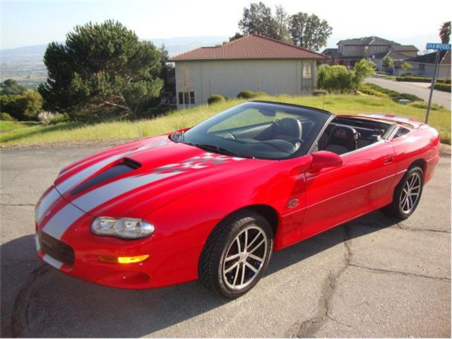 Picture of 2002 Camaro SS Z28 located in Morgan Hill California - $22,999.00 Offered by a Private Seller - 7DHY