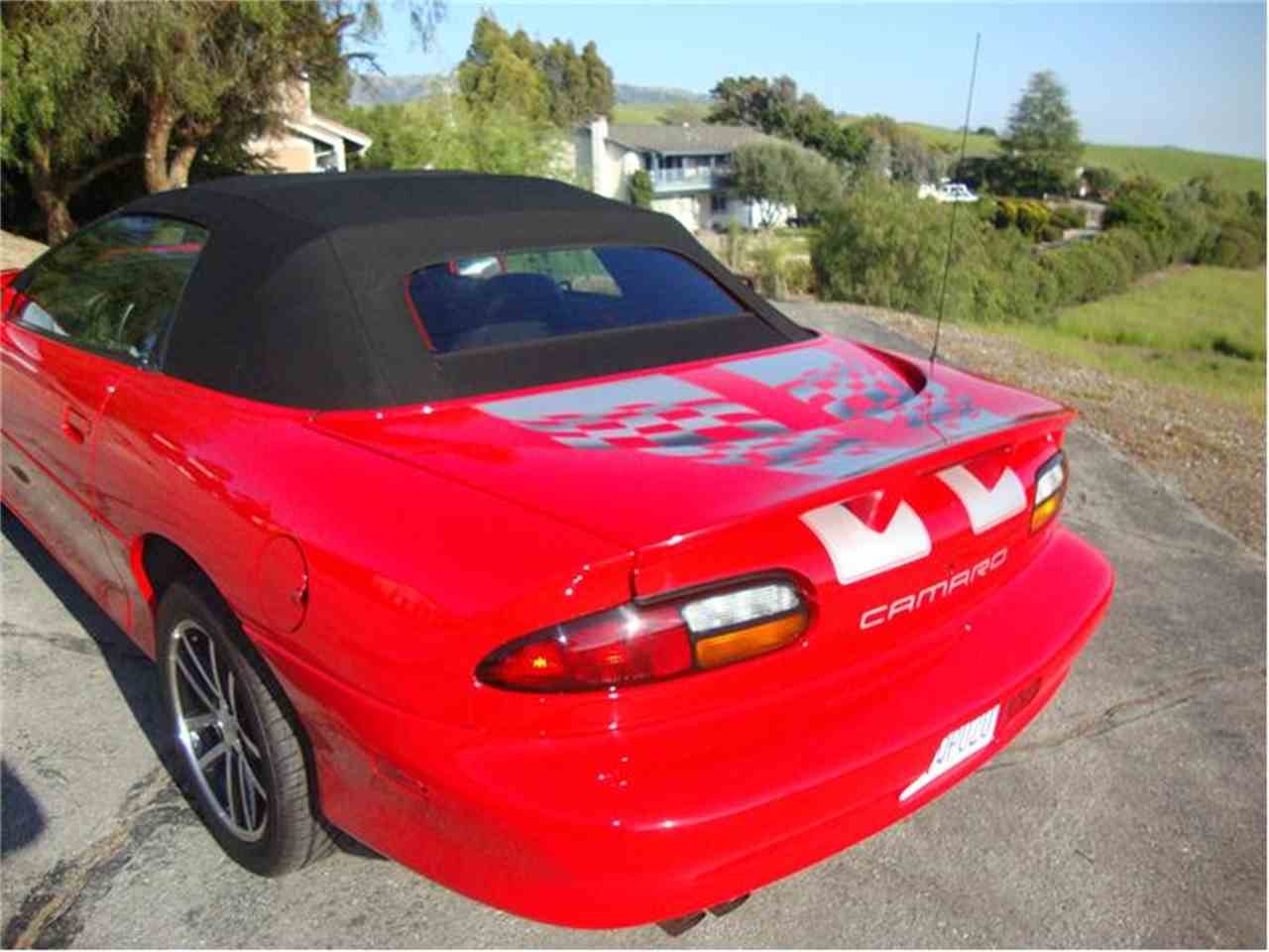 Large Picture of '02 Camaro SS Z28 - $22,999.00 Offered by a Private Seller - 7DHY