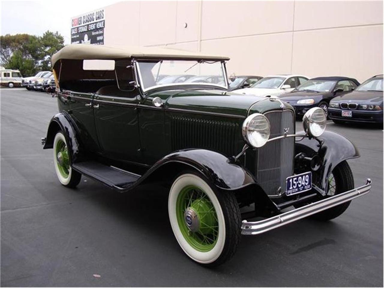 Large Picture of Classic 1932 Ford Model 18 - $76,500.00 - 7DQ8