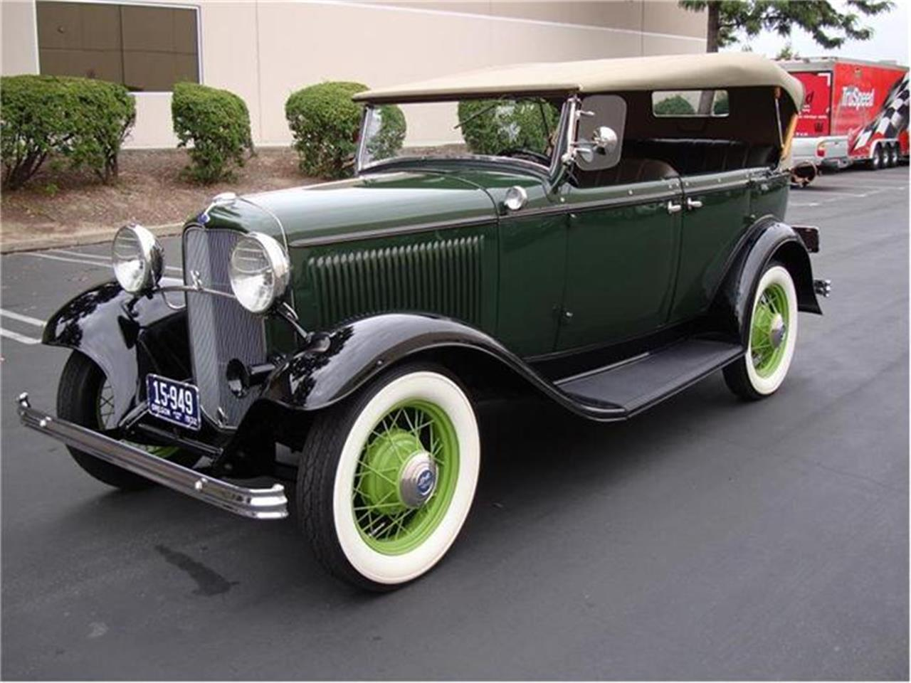 Large Picture of Classic '32 Ford Model 18 - 7DQ8