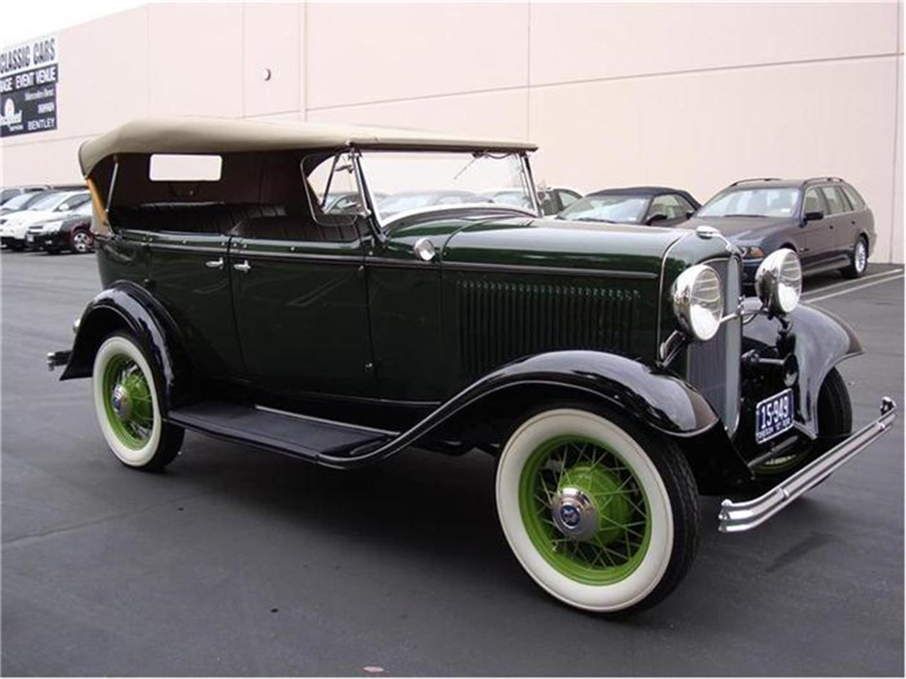 Large Picture of Classic 1932 Ford Model 18 located in California - $76,500.00 Offered by Crevier Classic Cars - 7DQ8
