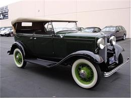 Picture of Classic '32 Ford Model 18 located in Costa Mesa California Offered by Crevier Classic Cars - 7DQ8