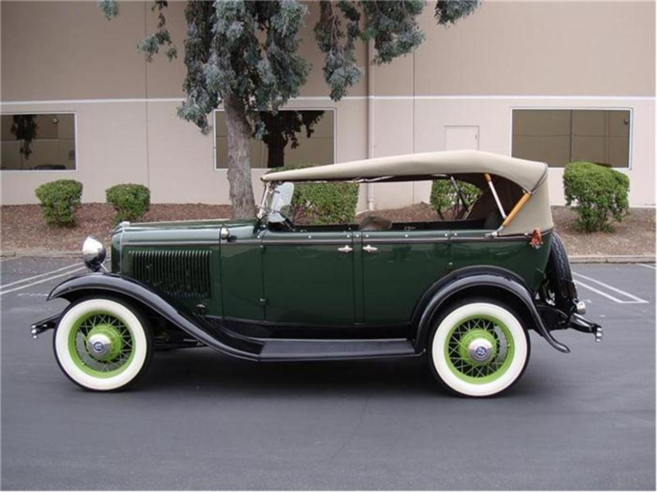 Large Picture of 1932 Model 18 - 7DQ8
